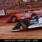 Stampede Underway; Over 250 Cars Compete in Night One