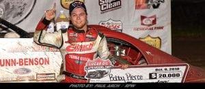 Dunn-Benson Motorsports & Bobby Pierce To Part Ways After Dirt Track World Championship
