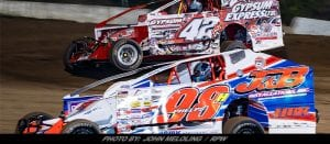 Brewerton To Run Big Blocks As Headliner Again In 2019; Fulton To Stay With Small Block Modifieds