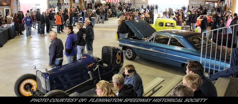 Story By: DIANE TRACY / FLEMINGTON SPEEDWAY HISTORICAL SOCIETY – FLEMINGTON, NJ – Saturday, Oct. 20, 2018, Flemington Speedway Historical Society's eighth ...