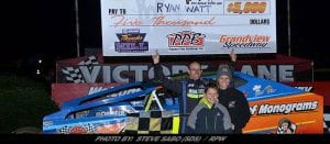 Ryan Watt Overcomes Traffic Jam To Win First Thunder On The Hill Event At Grandview