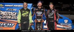 RPW Exclusive: Mike Gular Dominates Short Track Super Series' Hard Clay Finale At OCFS