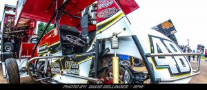 Danny Dietrich Scores Trio Of Top-Tens In Two Days In Central PA