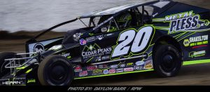 Brett Hearn Grabs Pole For Eastern States 200 At Orange County