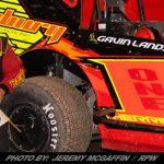 Jason Herrington Rides Title Wave Of Support; Named KOD 358-Mod Most Popular Driver