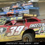Fierce Battle For Lucas Oil Late Model Dirt Series Crown Jewel Cup Ends This Weekend