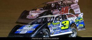 Shirley & Davenport Share Front Row For Lucas Oil Dirt LM's Dirt Track World Championship