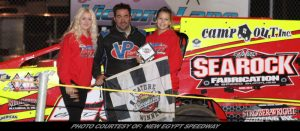 Ryan Godown Rockets To Victory Lane At New Egypt's All Star Cup