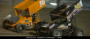 Joe Trenca Produces Top-10 Finish During Dutch Hoag Nationals At Outlaw Speedway