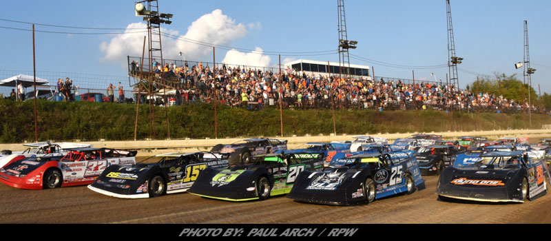Lucas Oil Late Model Dirt Series Unveils 2019 Schedule Of
