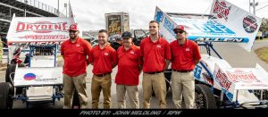Shark Racing's Logan Schuchart & Jacob Allen Sign Multi-Year Deal With Drydene As Primary Sponsor For WoO Series
