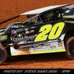 Brett Hearn Victorious In First Big Block Modified Feature Saturday At The World Finals