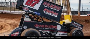 Afternoon Rain & Track Curfew Force Friday's World Finals Features To Saturday Afternoon