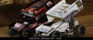 CJB Motorsports & David Gravel Finish WoO Sprint Season & Partnership At Charlotte