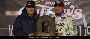 Donny Schatz Caps 10th WoO Sprint Car Championship Run With Victory In Charlotte