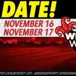 Weekend Forecast Postpones Wildcard Weekend At Bridgeport To November 16th & 17th
