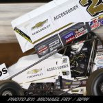 Shane Stewart Concludes Strong Tenure With Kyle Larson Racing At World Finals