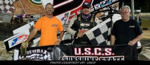 RPW Exclusive: Justin Barger Wins Night Two Of USCS Sunshine State Shootout At Ocala