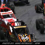 Cousins Tim & Steve Buckwalter Enter East Coast Indoor Dirt Nationals In Trenton