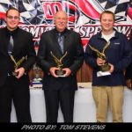 Erick Rudolph Crowned Ransomville Modified Champion As Speedway Hosts Awards Banquet