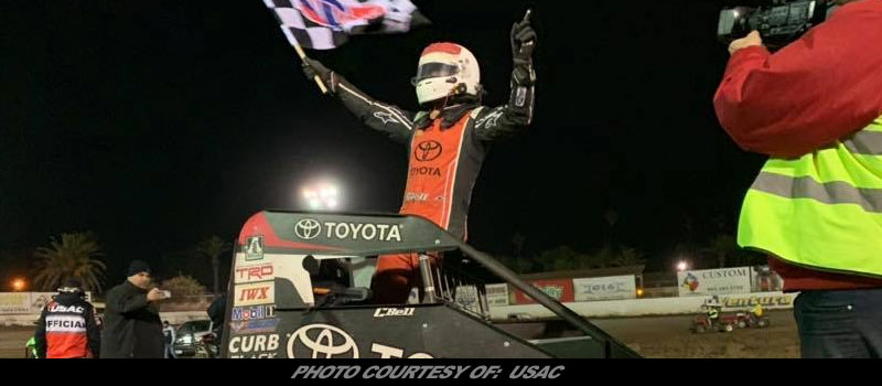 Bubba Raceway Park >> Christopher Bell Repeats As Champion Of Turkey Night Grand Prix At Ventura – Race Pro Weekly