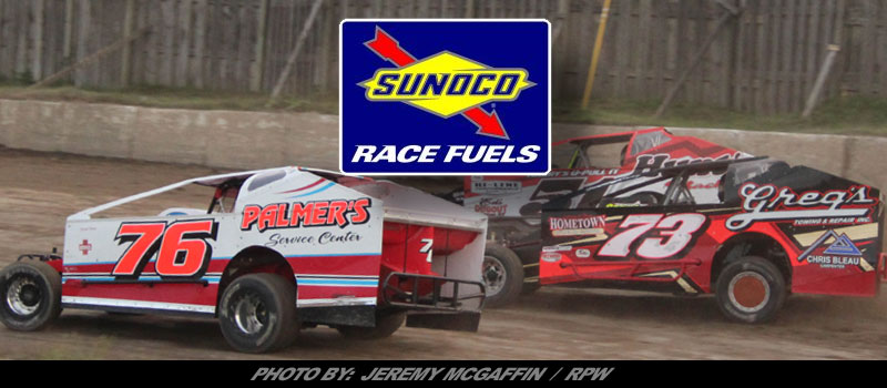 Sunoco Race Fuels Takes Naming Rights Of Fonda's Modified