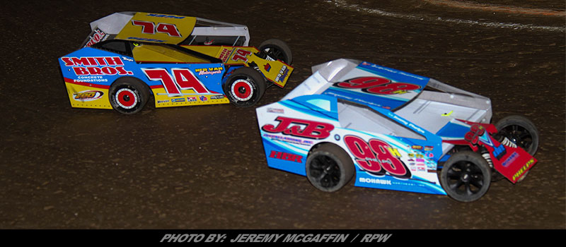 Bubba Raceway Park >> Mudboss Radio-Controlled Dirt Modifieds To Compete At ...