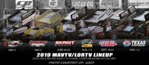 ASCS Sprints To Have 13 Events Broadcasted On MAVTV In 2019