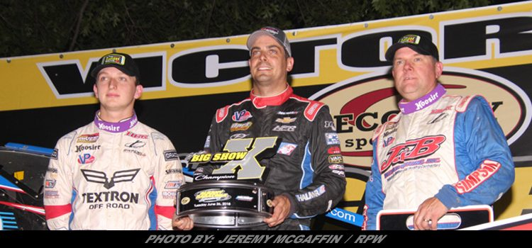 RPW Exclusive: Date Set For Brett Hearn's Big Show 11 At