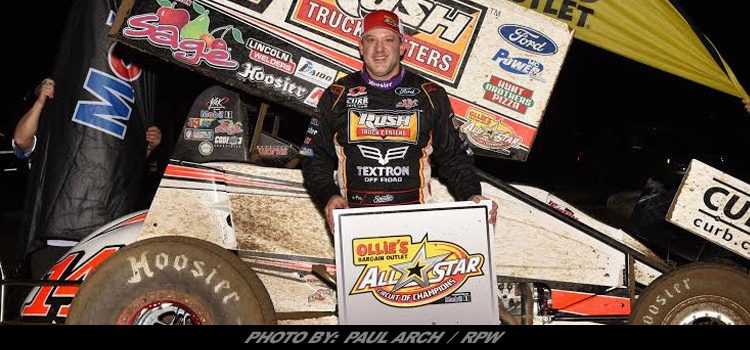 Bubba Raceway Park >> Tony Smoked Em Saturday Stewart Dominates Final All