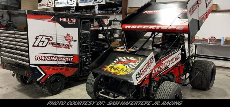 Bubba Raceway Park >> Hafertepe Kicking Off Season At Bubba Raceway Park With Uscs Winter