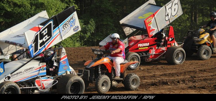 CRSA Sprints Kicks Off 2019 At Finger Lakes Speed World Show