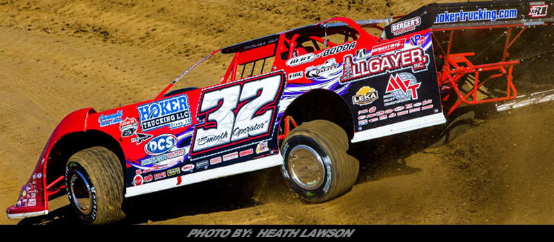 Pierce Race Cars: RPW Exclusive: Bobby Pierce Takes Lucas Oil MLRA Slocum 50