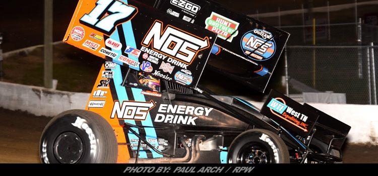 Bubba Raceway Park >> Sheldon & Jac Haudenschild Eyeing Ohio WoO Sprint Wins At ...