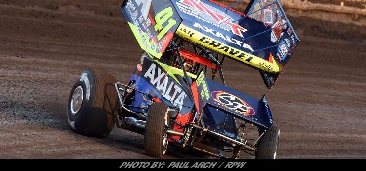 Bubba Raceway Park >> Column: David Gravel Takes Jason Johnson Racing #41 Back ...