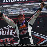 Strickler Jumps From Late Model Into Modified & Wins Bristol Bash DIRTcar UMP Finale