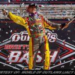 Devin Moran Pockets $25,000 After World Of Outlaws Late Model Bristol Bash Triumph Sunday