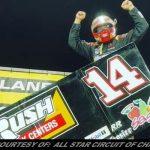 Final Corner Pass Nets Tony Stewart $12,000 All Star Sprint Payday At Virginia Motor Speedway